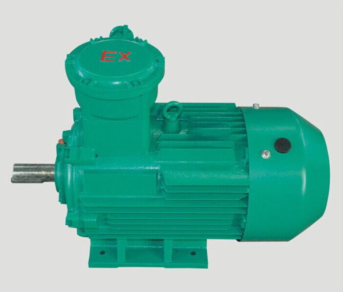 YBX3高效节能防爆电机图片